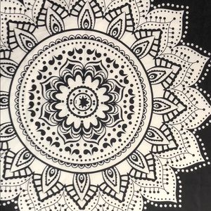 Other - Greenpse Mandala Tapestry Wall Hanging Art